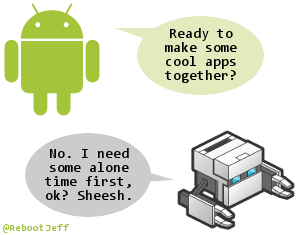 PhoneGap and Android have wonderful conversations